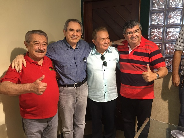 Roberto Paulino defende união do PMDB, mas não antecipa voto em Maranhão