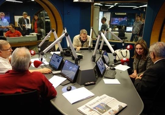 Resultado de imagem para Jornal da Manhã Rádio Jovem Pan